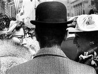 fifth avenue by leon levinstein