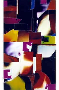 untitled (collage ix) by jack pierson