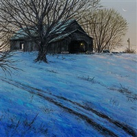 new moon blues (sold) by del-bourree bach