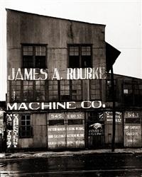 machine factory, savannah, georgia by peter sekaer