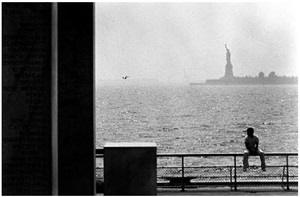 battery park by louis stettner