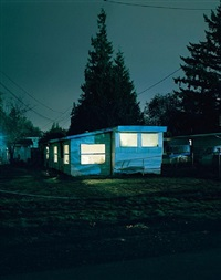 untitled, #2810, 2001 from silver meadows by todd hido