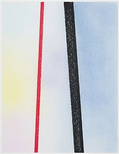 pastels 4 by alain séchas