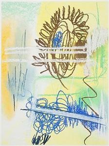 pastels 18 by alain séchas