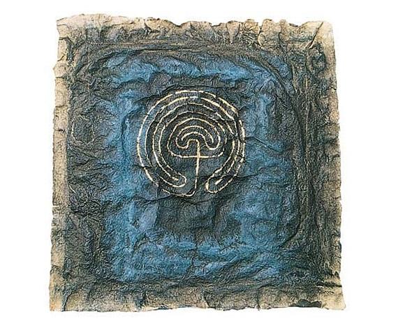 crete labyrinth i by gustavo da liña