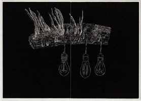 inner light ii by kiki smith