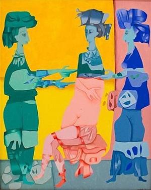 untitled by cundo bermúdez