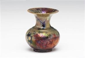 moonlight star vase by lucien lévy-dhurmer