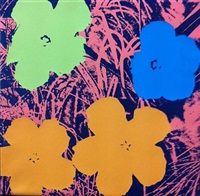 flowers for andy (iii) by donald sheridan