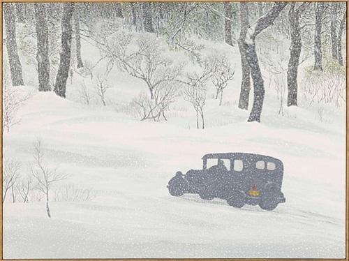 snow bound by carmen cicero