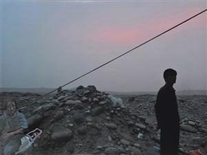 from hotan project, xinjiang, china by liu xiaodong