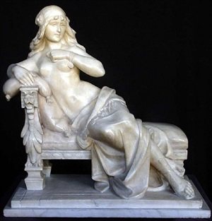 harem beauty by adolfo cipriani