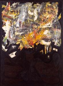 dark opening by robert richenburg