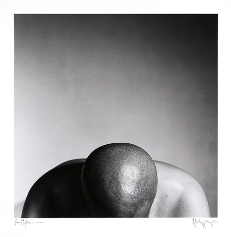 cedric nyc by robert mapplethorpe