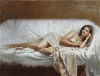 awakened by by h. momo zhou