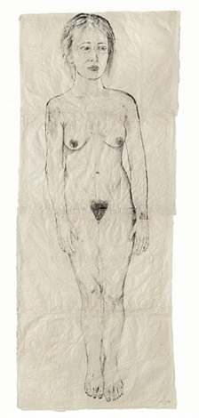 standing still by kiki smith
