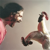 the chicken's appeal by koen vanmechelen
