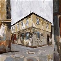 narrow alley by li yanzhou