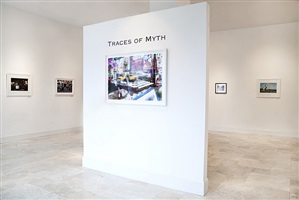 traces of myth installation view