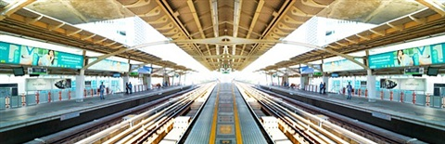 metro, bangkok by laurie victor kay