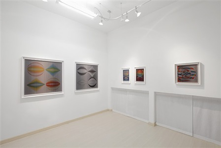 installation view by alberto biasi