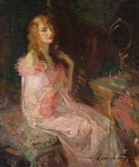 the pink robe by walter g. ratterman