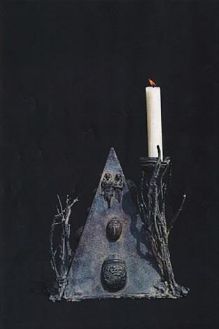 pyramide-candélabre by lu.pi