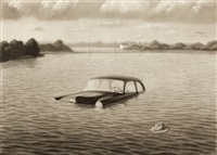 mysteries of harris burdick by chris van allsburg