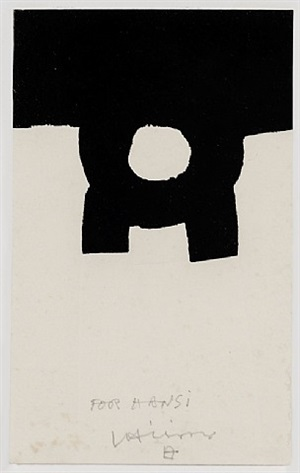 ohne titel / untitled by eduardo chillida