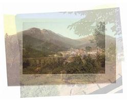 rione s.francesco e ponte sul vallo by hiroyuki masuyama
