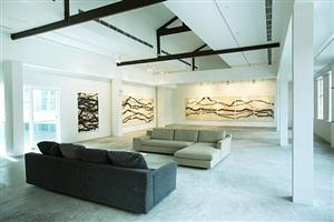 installation view - fabienne verdier 2 by fabienne verdier