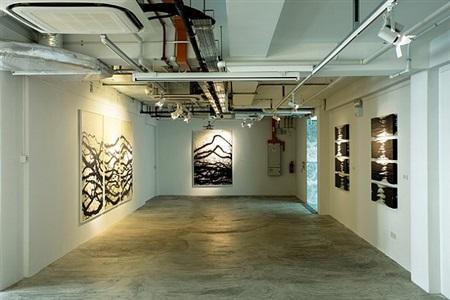 installation view - fabienne verdier 5 by fabienne verdier