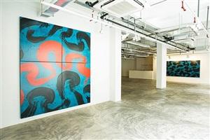 installation view - fabienne verdier 8 by fabienne verdier