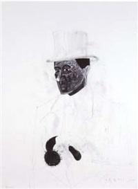 chimney sweeper (schornsteinfeger) by eduardo arroyo