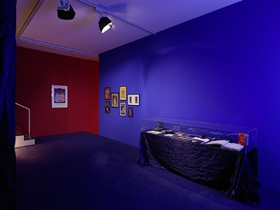 installation view: icons, sprüth magers berlin