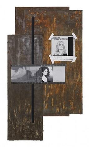 untitled (lydia c.) by astrid klein