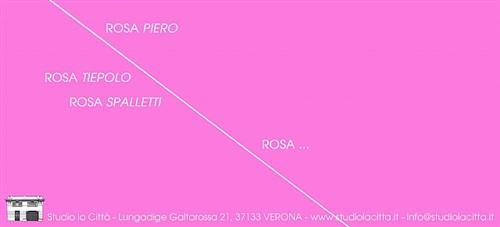 rosa piero, rosa tiepolo, rosa spalletti, rosa...