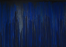 frequencies blue by joanna borkowska