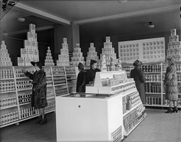 opa model grocery store 1943 by brian ulrich