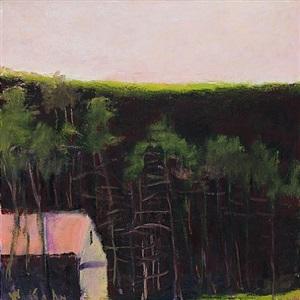 green edge by wolf kahn