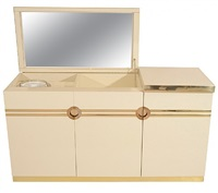 glamorous pierre cardin bar credenza by pierre cardin