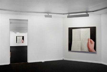installation view by thorbjørn sørensen