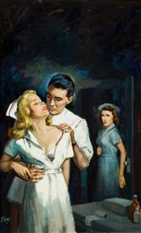 hospital doctor (bk. cover) by julian paul