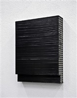 the aluminum monochromes #18 by pedro cabrita reis
