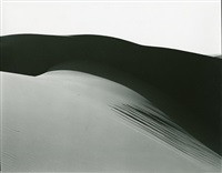 dunes, ca by brett weston