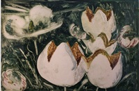 tulips by julio larraz