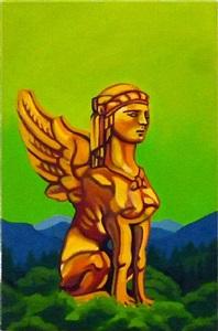 sphinx by megan burns