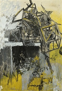 1 devastation, city of london by graham sutherland