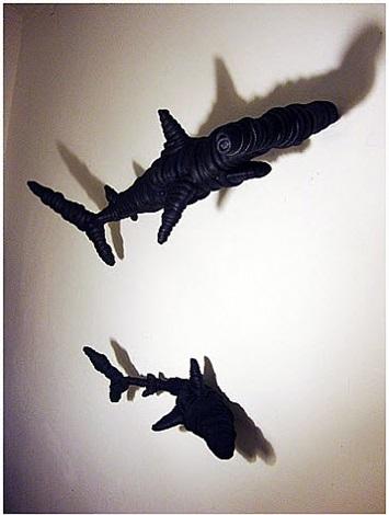 squalo martello e squalo 2 by marcello cinque