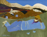 siesta in spain by mary fedden